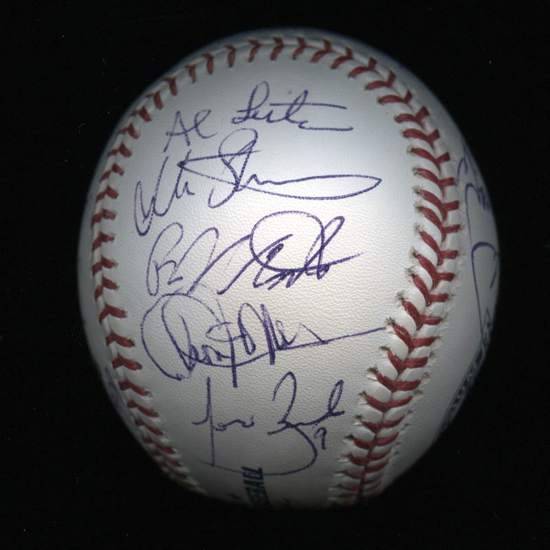Image 5 for The New York Mets - Autographed Signed Baseball with co-signers - HFSID 327154