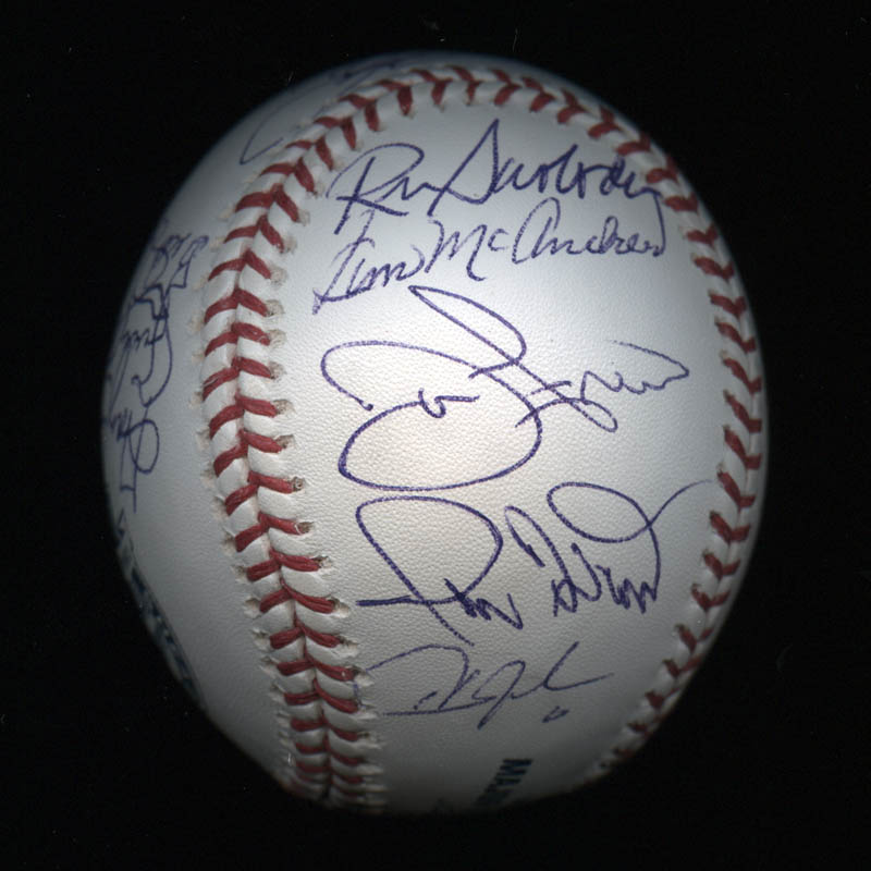Image 6 for The New York Mets - Autographed Signed Baseball with co-signers - HFSID 327154