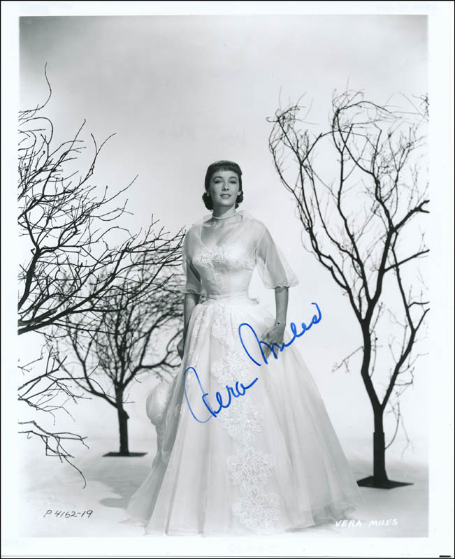 Image 1 for Vera Miles - Autographed Signed Photograph - HFSID 327965