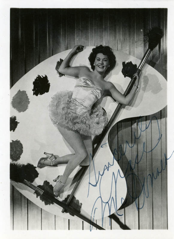 Image 1 for Grace Mcdonald - Autographed Signed Photograph - HFSID 33159