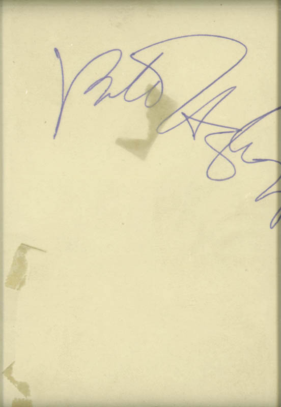 Image 4 for President Harry S Truman - Inscribed Signature co-signed by: Rita 'The Love Goddess' Hayworth - HFSID 33277
