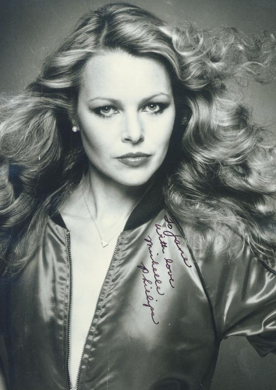 Image 1 for Michelle G. Phillips - Autographed Inscribed Photograph - HFSID 34080
