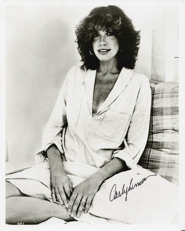 Image 1 for Carly Simon - Autographed Signed Photograph - HFSID 34102