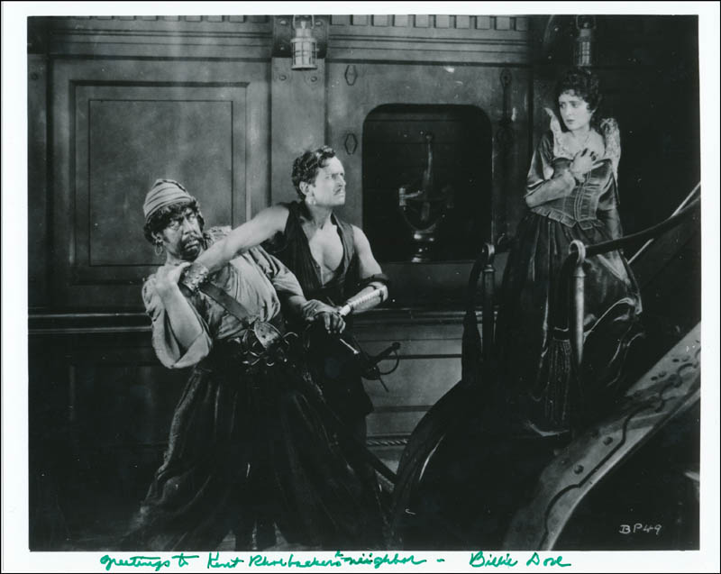 Image 1 for Billie Dove - Autographed Inscribed Photograph - HFSID 341080