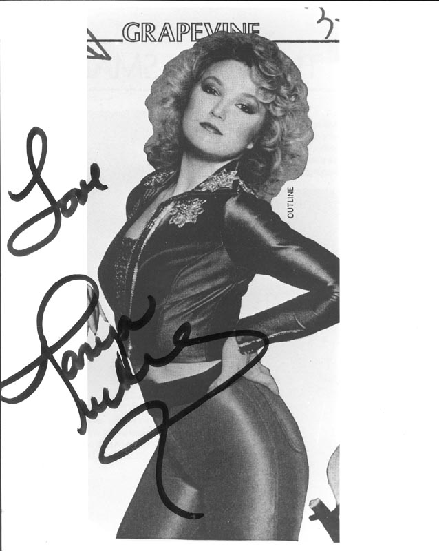 Image 1 for Tanya Tucker - Autographed Signed Photograph - HFSID 34127