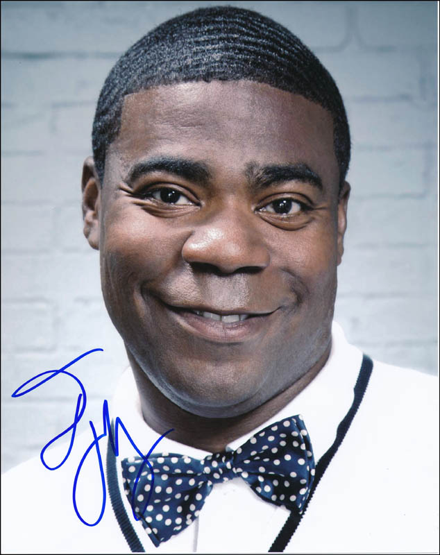 Image 1 for Tracy Morgan - Autographed Signed Photograph - HFSID 341425