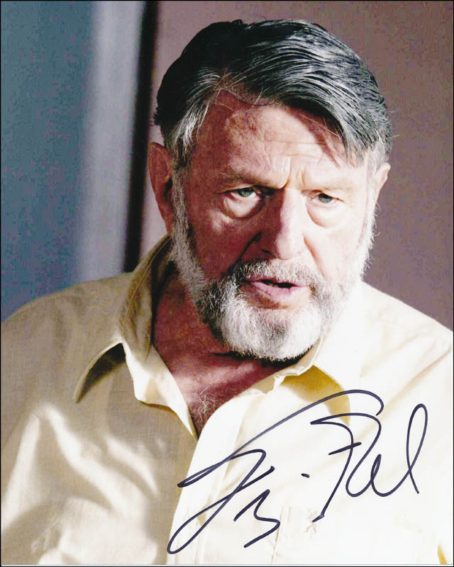 Image 1 for Theodore Bikel - Autographed Signed Photograph - HFSID 341506