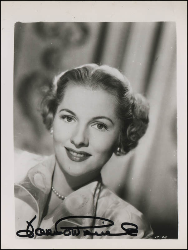 Image 1 for Joan Fontaine - Autographed Signed Photograph - HFSID 341553