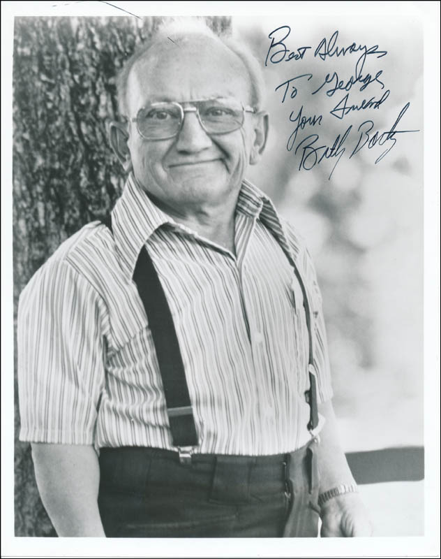 Image 1 for Billy Barty - Autographed Inscribed Photograph - HFSID 341639