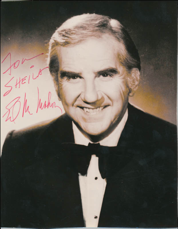 Image 1 for Ed Mcmahon - Autographed Inscribed Photograph - HFSID 341759
