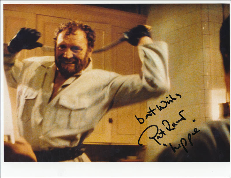 Image 1 for Pat Roach - Autographed Signed Photograph - HFSID 341895