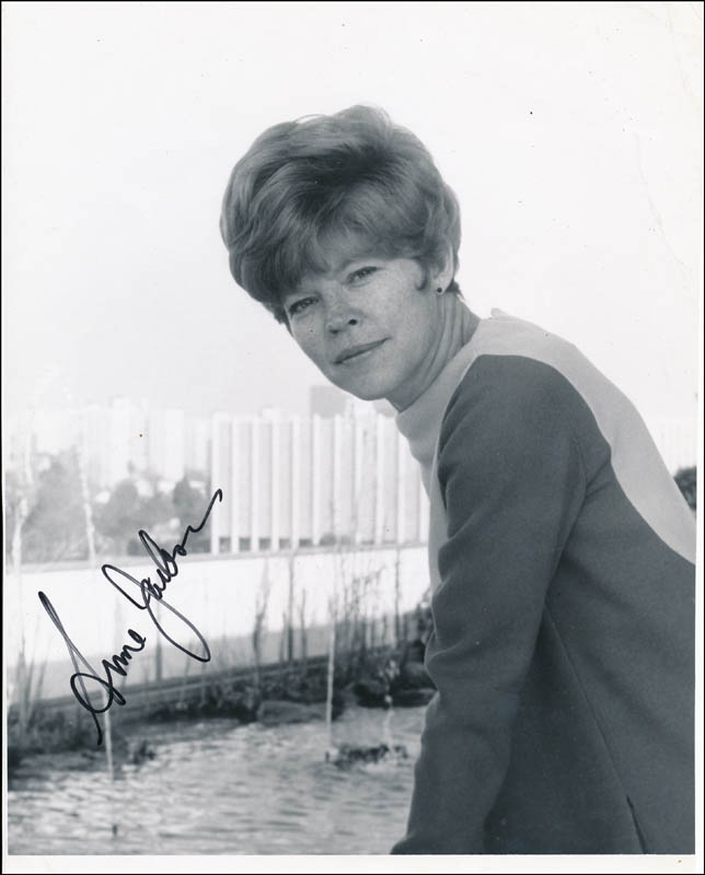 Image 1 for Anne Jackson - Autographed Signed Photograph - HFSID 341996