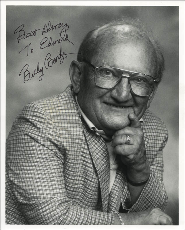 Image 1 for Billy Barty - Autographed Inscribed Photograph - HFSID 342059
