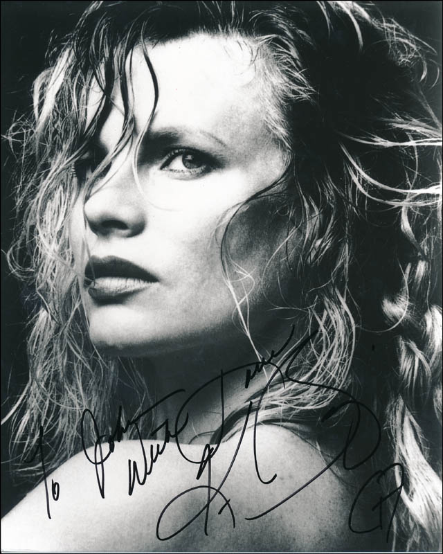 Image 1 for Kim Basinger - Autographed Inscribed Photograph - HFSID 342097