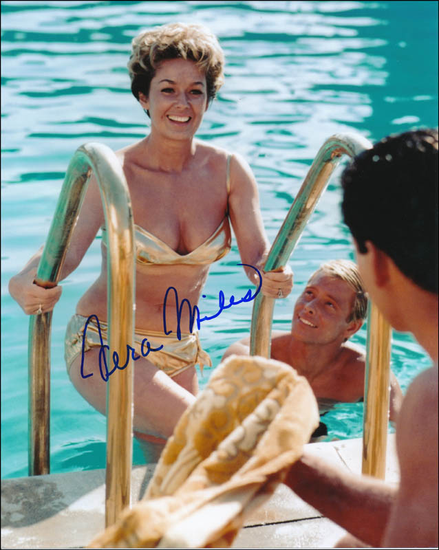 Image 1 for Vera Miles - Autographed Signed Photograph - HFSID 342106