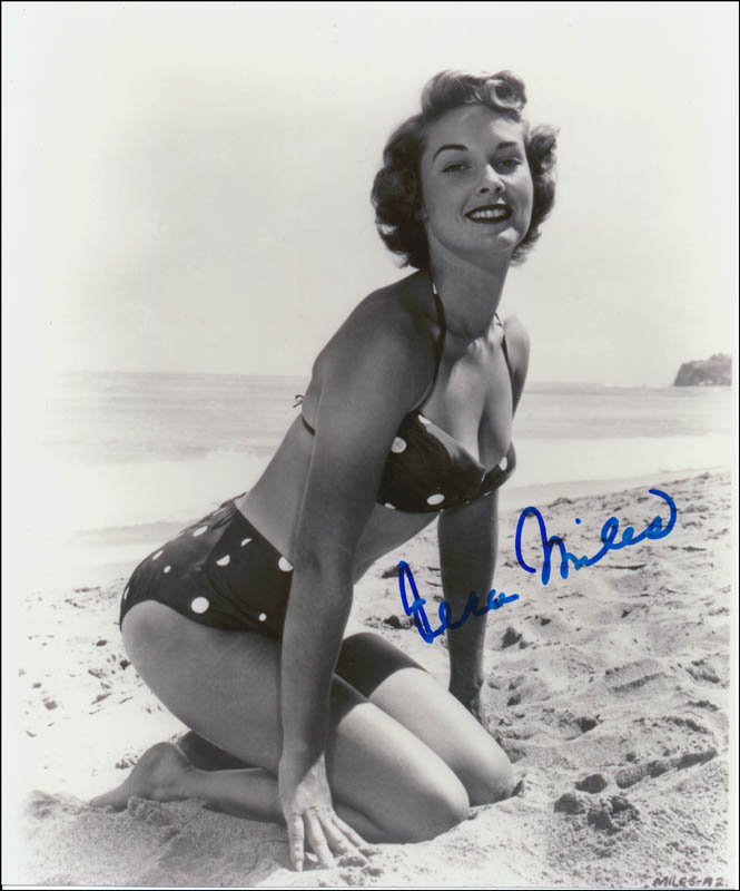 Image 1 for Vera Miles - Autographed Signed Photograph - HFSID 342116