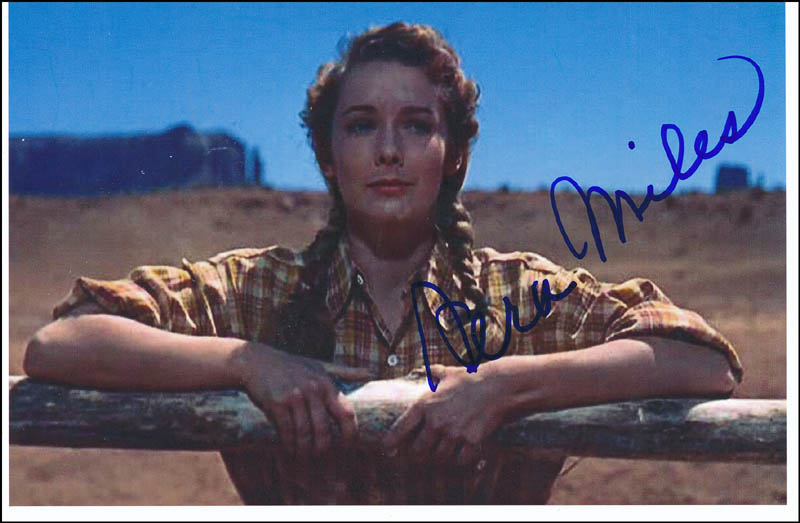 Image 1 for Vera Miles - Autographed Signed Photograph - HFSID 342271