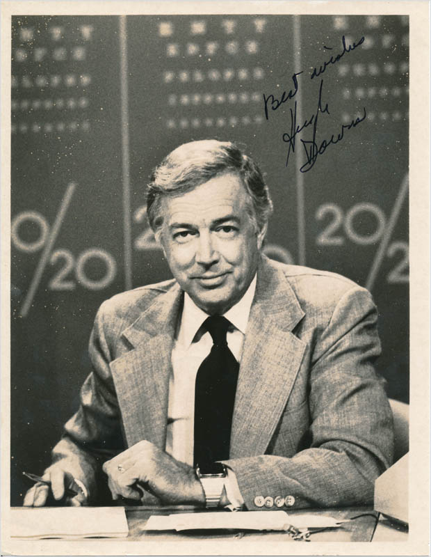 Image 1 for Hugh Downs - Autographed Signed Photograph - HFSID 342833