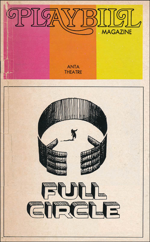 Image 3 for Full Circle Play Cast - Show Bill Signed co-signed by: Leonard Nimoy, Linda Carlson - HFSID 343780