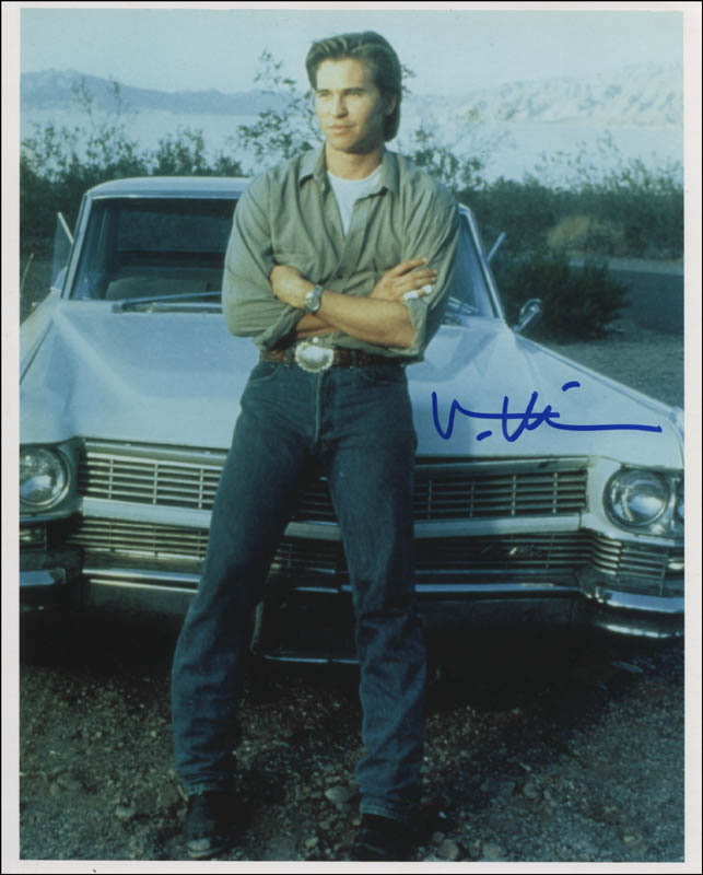 Image 1 for Val Kilmer - Autographed Signed Photograph - HFSID 344127