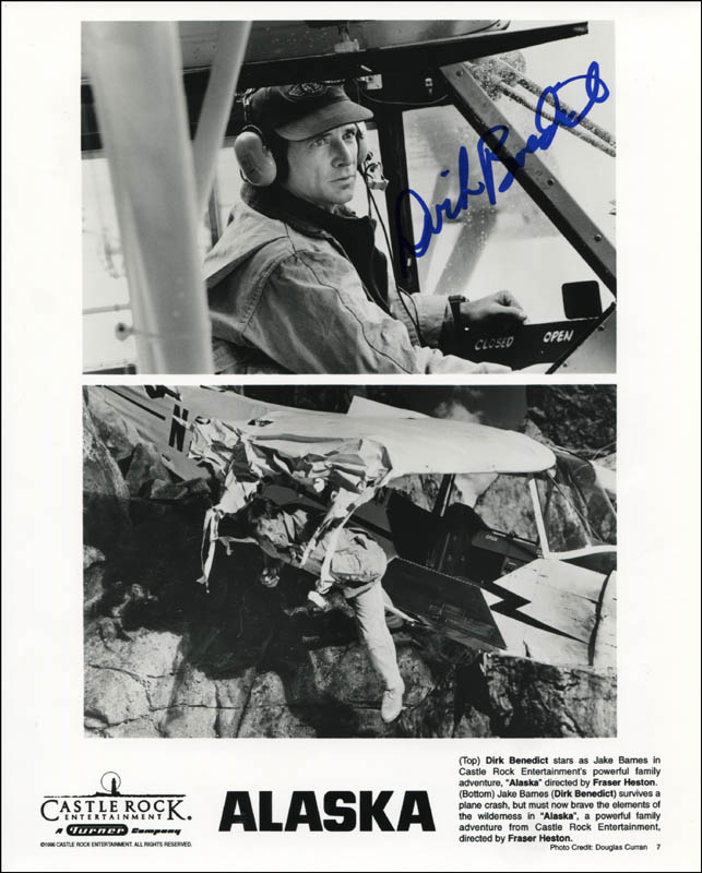 Image 1 for Dirk Benedict - Printed Photograph Signed In Ink - HFSID 344165