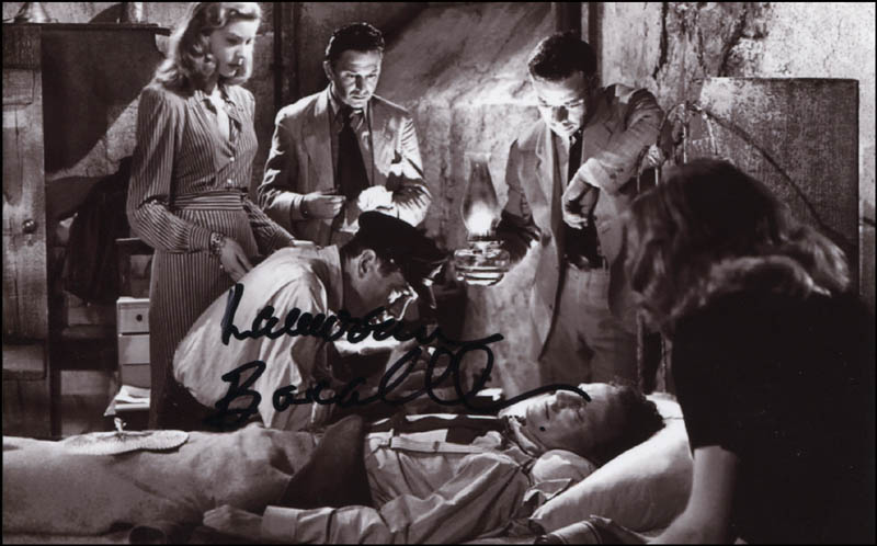 Image 1 for Lauren Bacall - Autographed Signed Photograph - HFSID 344421