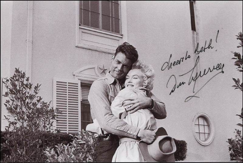 Image 1 for Don Murray - Autographed Inscribed Photograph - HFSID 344429