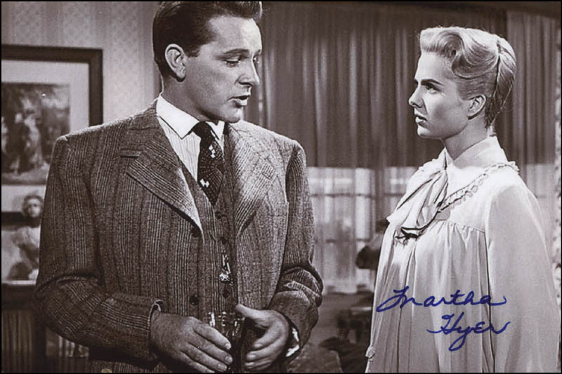 Image 1 for Martha Hyer - Autographed Signed Photograph - HFSID 344449