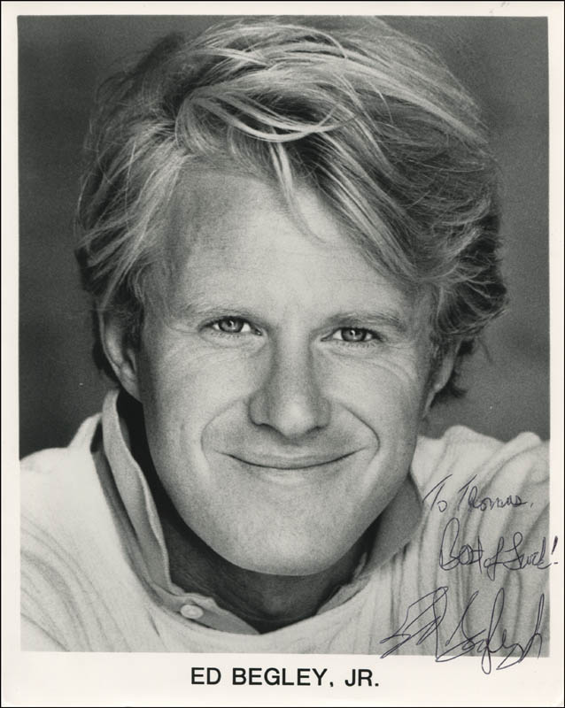 Image 1 for Ed Begley Jr. - Inscribed Printed Photograph Signed In Ink - HFSID 344496