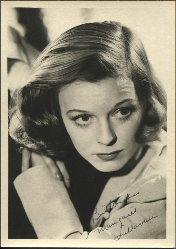 Image 1 for Margaret Sullavan - Autographed Signed Photograph - HFSID 344677