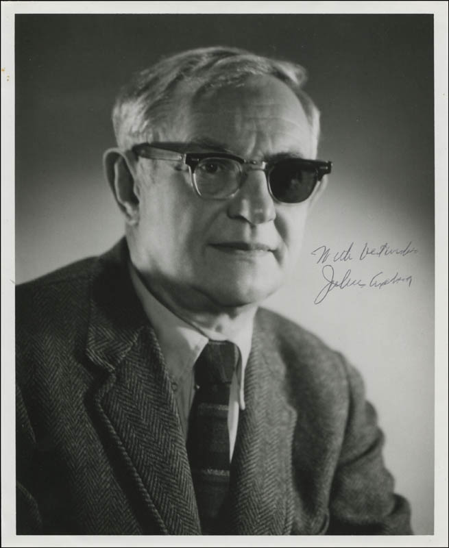 Image 1 for Julius Axelrod - Autographed Signed Photograph - HFSID 344865