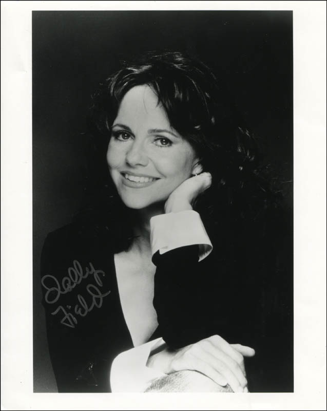 Image 1 for Sally Field - Autographed Signed Photograph - HFSID 344895