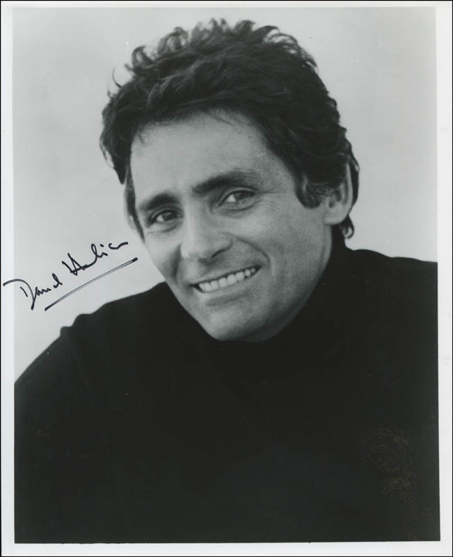 Image 1 for David Hedison - Autographed Signed Photograph - HFSID 344924
