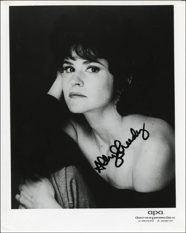 Image 1 for Ally Sheedy - Printed Photograph Signed In Ink - HFSID 344954