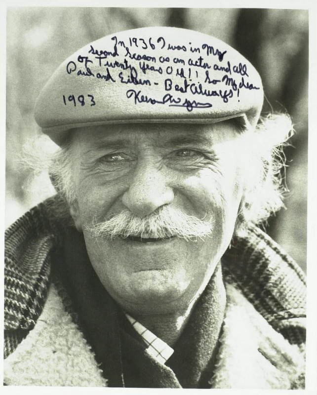Image 1 for Keenan Wynn - Autograph Note On Photograph Signed 1983 - HFSID 345382