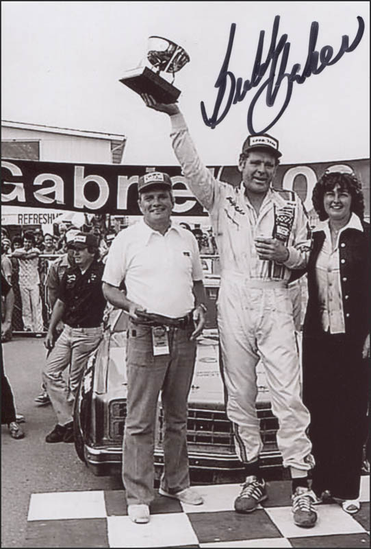 Image 1 for Buddy Baker - Autographed Signed Photograph - HFSID 345448