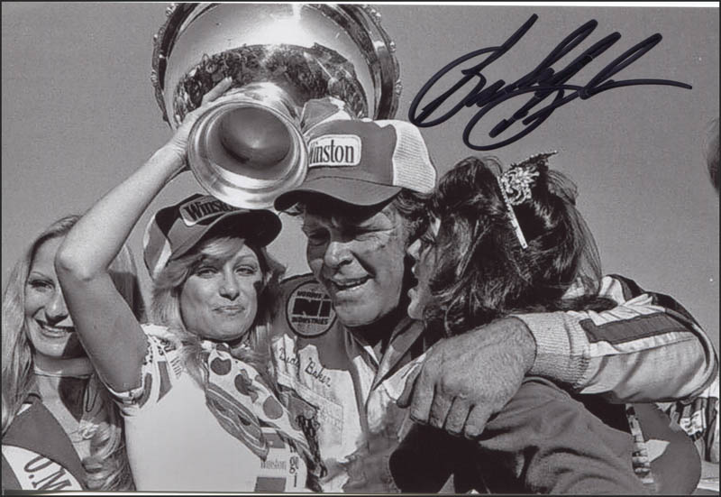 Image 1 for Buddy Baker - Autographed Signed Photograph - HFSID 345487