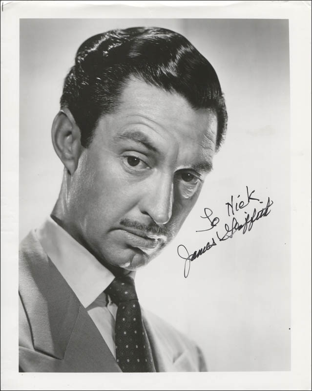 Image 1 for James Griffith - Autographed Inscribed Photograph - HFSID 345538