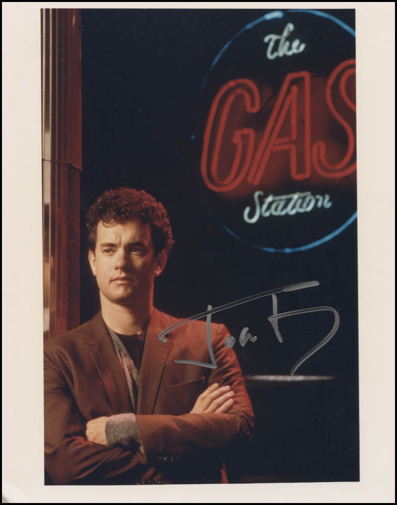 Image 1 for Tom Hanks - Autographed Signed Photograph - HFSID 345668