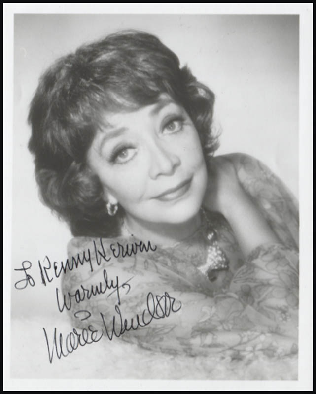 Image 1 for Marie Windsor - Autographed Inscribed Photograph - HFSID 345727