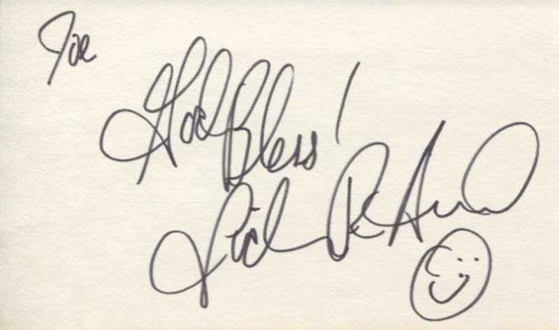 Image 1 for Tichina Arnold - Autograph Note Signed - HFSID 346753