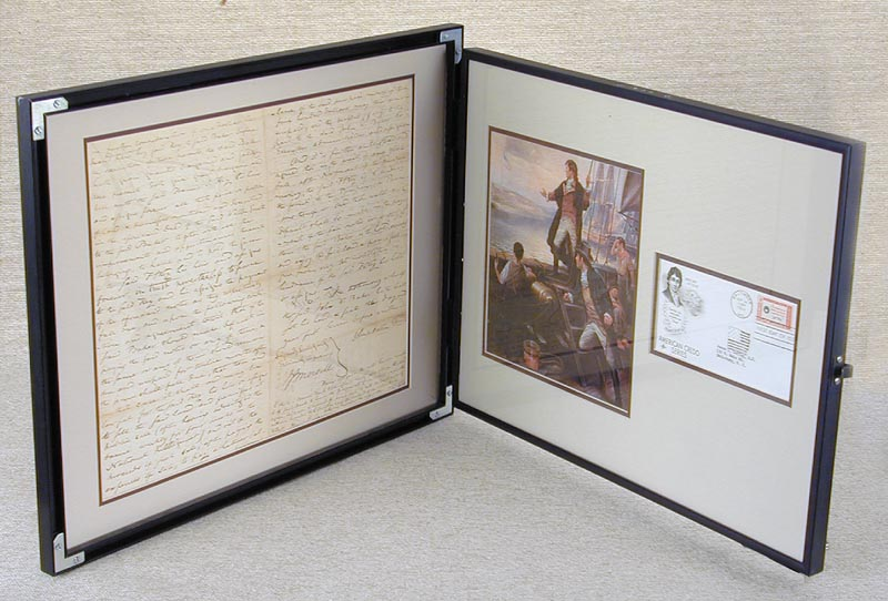 Image 1 for Francis Scott Key - Autograph Document Multi-signed 01/19/1824 - HFSID 348002