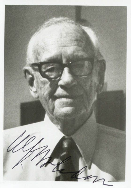 Image 1 for Governor Alf M. (Alfred) Landon - Autographed Signed Photograph - HFSID 34921