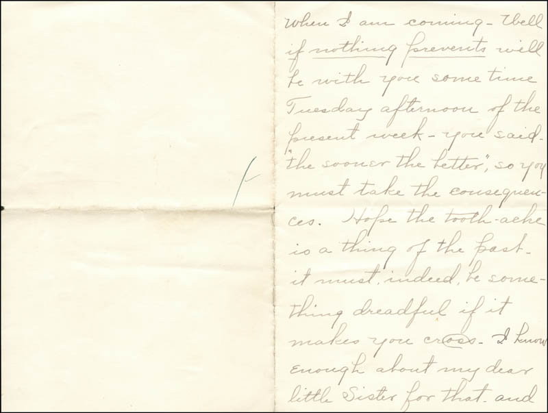 Image 5 for William Hiram Radcliffe - Autograph Letter Signed 01/03/1897 - HFSID 35364