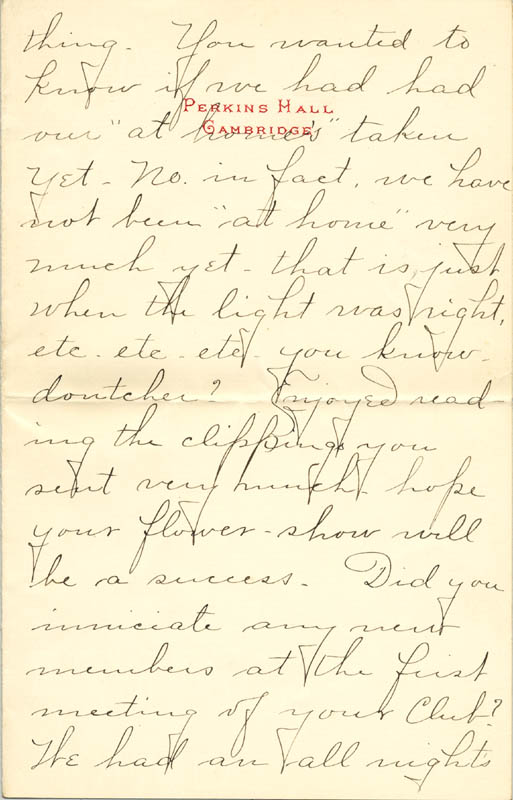 Image 6 for William Hiram Radcliffe - Autograph Letter Signed 10/31/1894 - HFSID 35370
