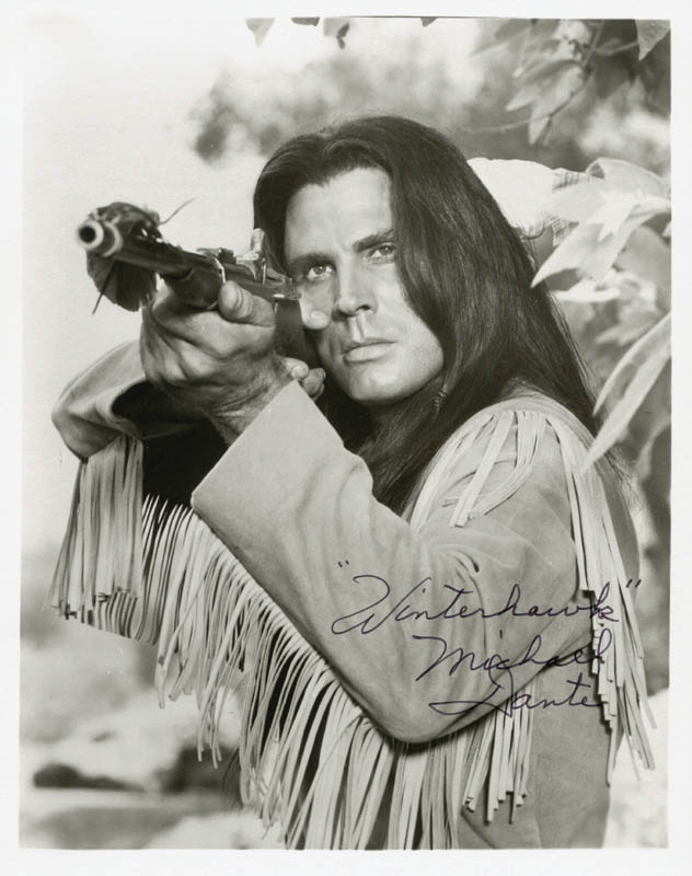 Image 1 for Michael Dante - Autographed Signed Photograph - HFSID 36001