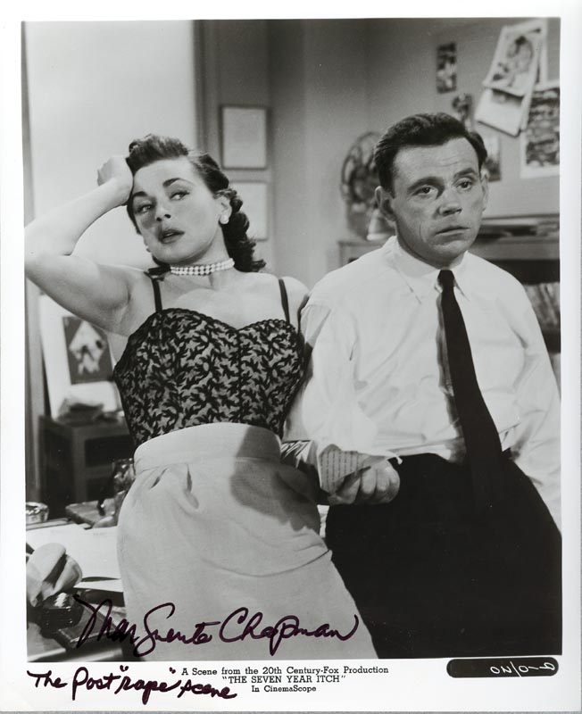 Image 1 for Marguerite Chapman - Autographed Signed Photograph - HFSID 36248