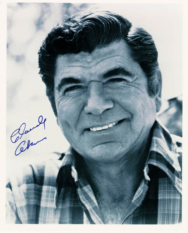 Image 1 for Claude Akins - Autographed Signed Photograph - HFSID 36444