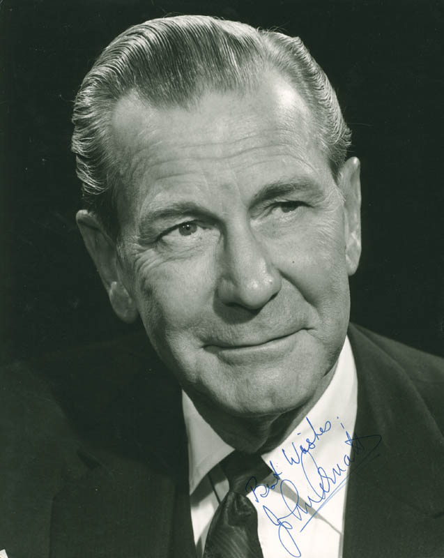 Image 1 for John Arnatt - Autographed Signed Photograph - HFSID 36455