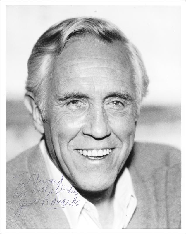Image 1 for Jason Robards Jr. - Autographed Inscribed Photograph - HFSID 36568